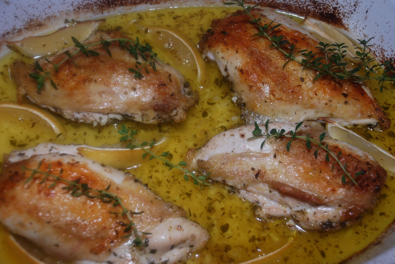 Lemon Chicken Recipe — Dishmaps