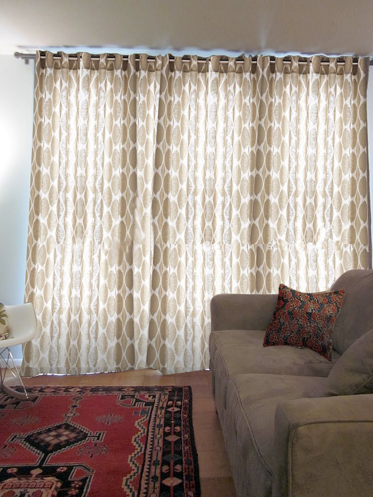 Image Result For Black White And Silver Curtains