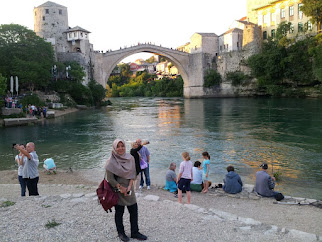 Mostar, Bosnia 2016