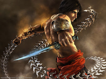 #29 Prince of Persia Wallpaper