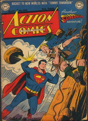 Action Comics (1938) 132 Page 1