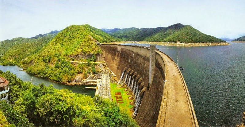 Dam Thailand