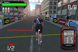 Download Game Android Crc Pro-Cycling Apk