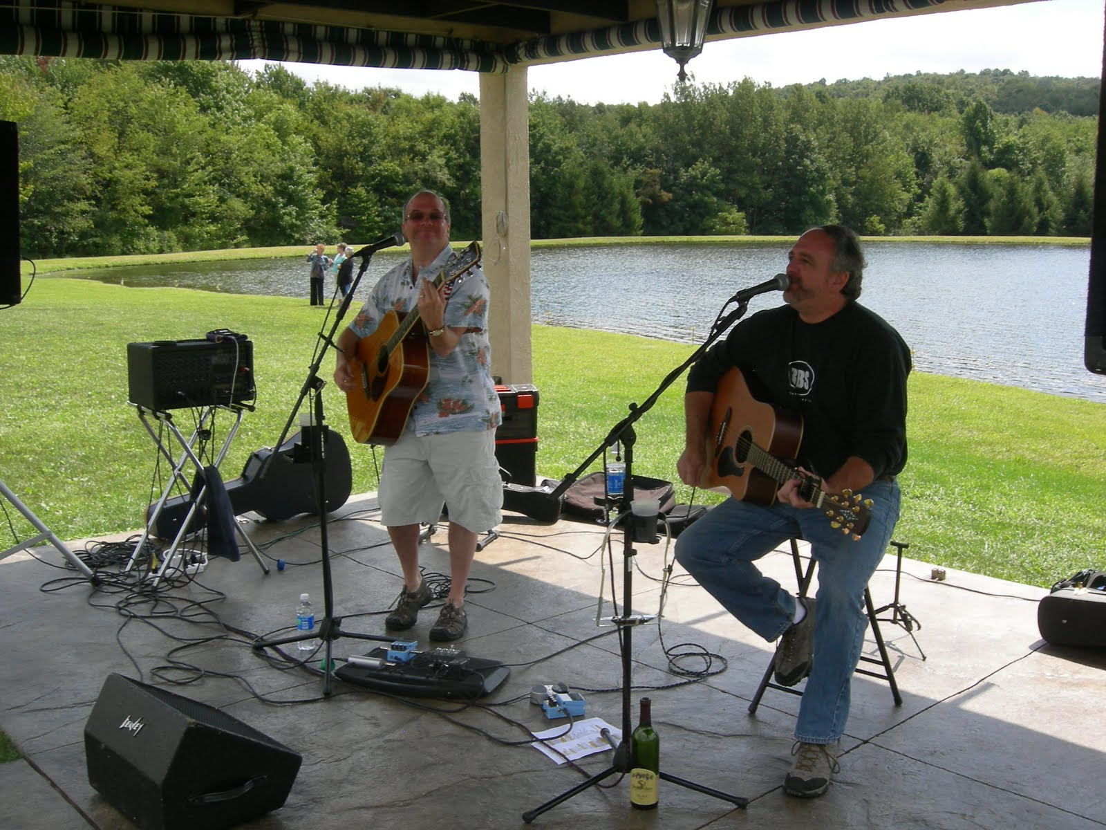 are looking for a relaxing way to spend your fathers day afternoon pack up your picnic basket and come to listen to the bricks at stone villa winery