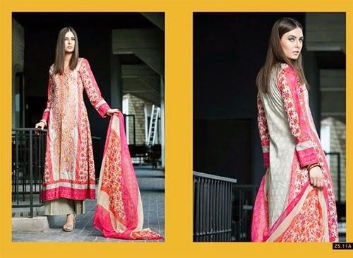 Kalyan Luxury Eid Collection 2014-15