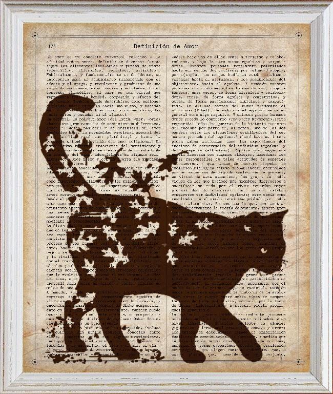 Lámina nacnic gato