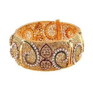 indian Gold Diamond jewellery