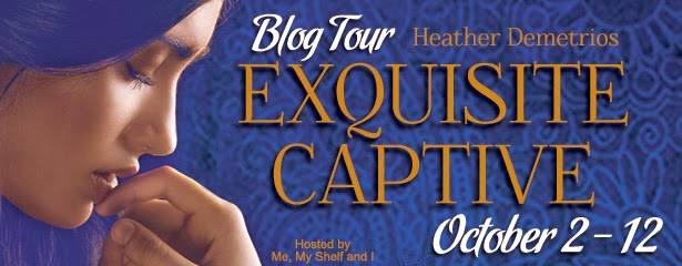 Exquisite Captive Blog Tour