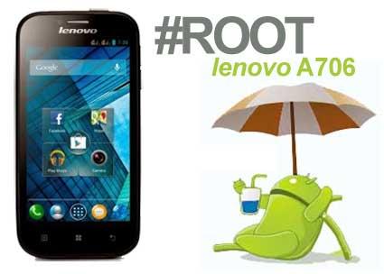 Rooting Android lenovo A706 dengan Framaroot SuperSU