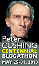 BOOKSTEVE'S LIBRARY is happy to have been a participant in the Peter Cushing Centennial Blogathon