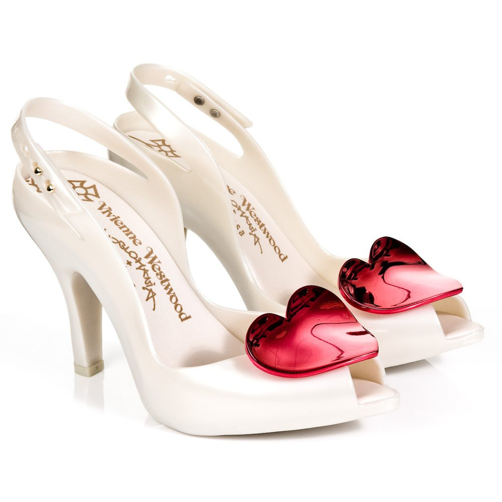 Blue Heart Vivienne Westwood Shoes