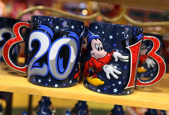 2013 Disney Merchandise