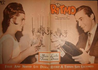 MARIA TERESA Y LUIS DIMAS