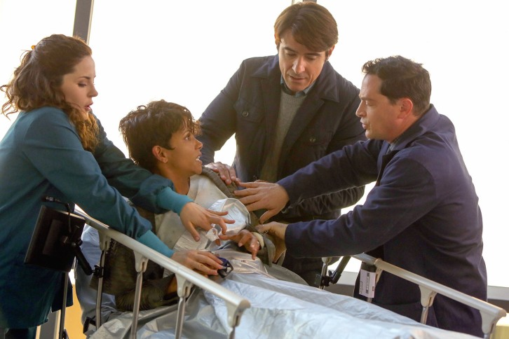 Extant - Episode 1.05 - What on Earth Is Wrong? - Press Release + Promotional Photo