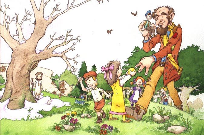 Cuentos infantiles para promover la tolerancia: El jardín de Tadeo ...