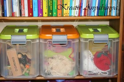 Kreatív Anyabanya: Tárolás alakásban 5. rész- tárolók a gyerekszobában