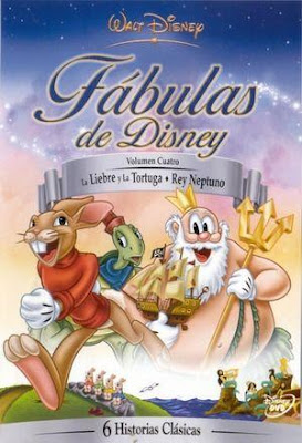 Disney Fabulas Volumen Cuatro [LATINO][DVD5]