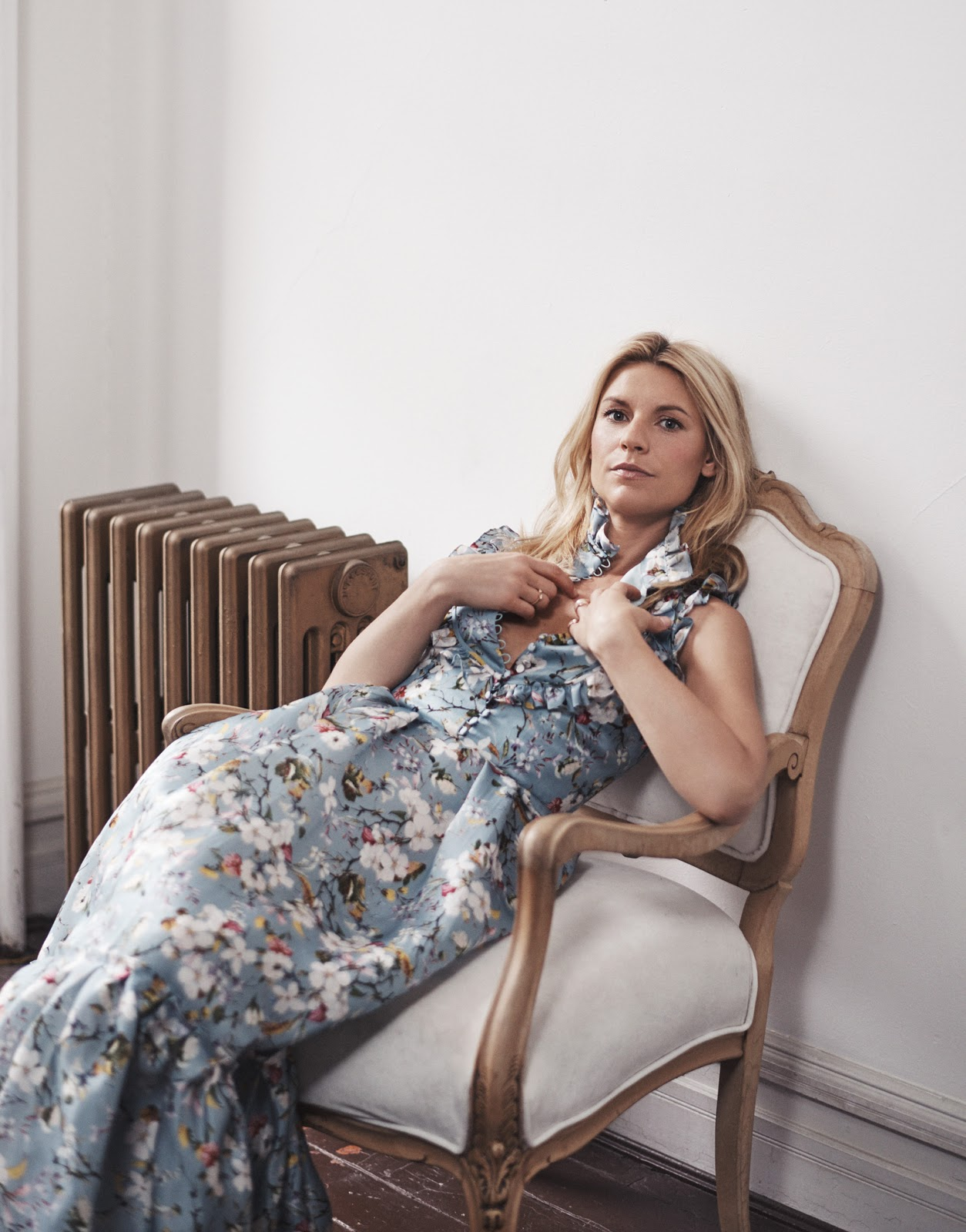 Editorial Fashion Claire Danes In The Edit Magazine By Steven Pan Cool Chic Style Fashion