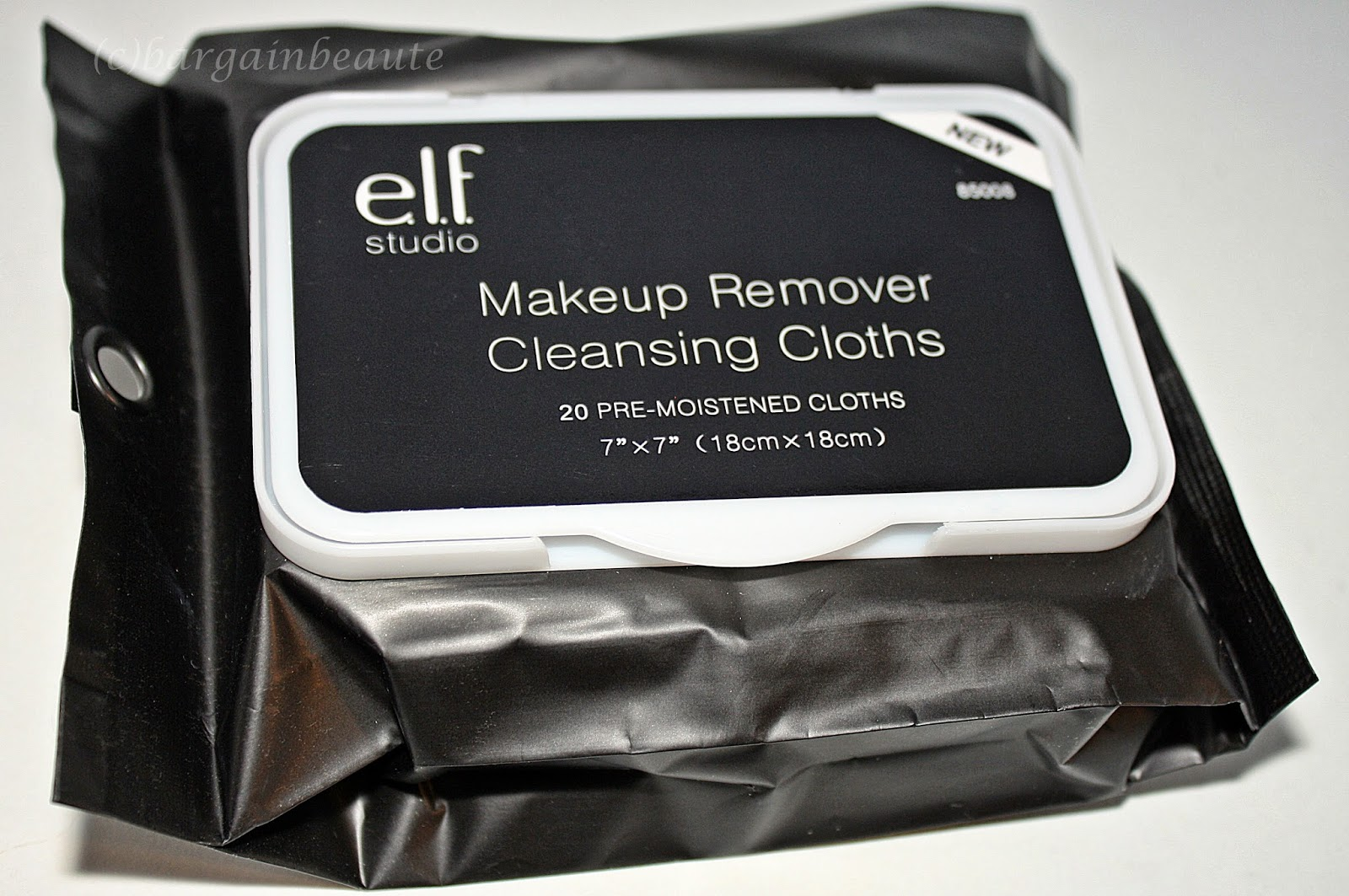 Bargain Beaute: Review: elf Makeup Remover Cleansing Cloths