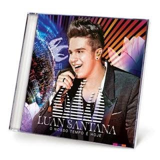 Baixar CD Luan Santana – O Nosso Tempo É Hoje (2013) Download