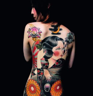 dicas de tatuagens japonesas
