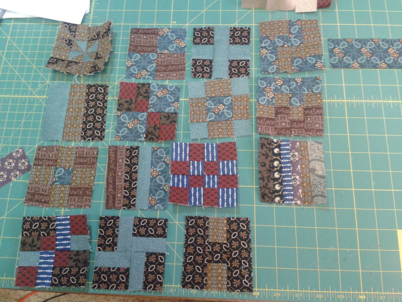 Patchwork Sanity-a woman s piece of mind: 365 quilt