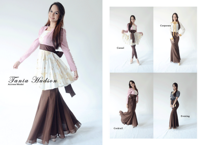 Design Baju Raya 2012 by Button My Buttons