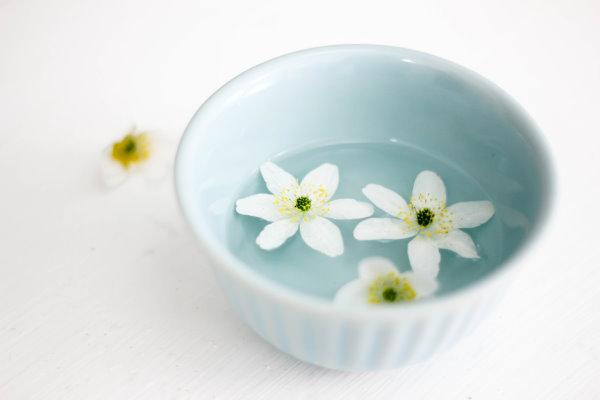 Kleine Blumendeko!