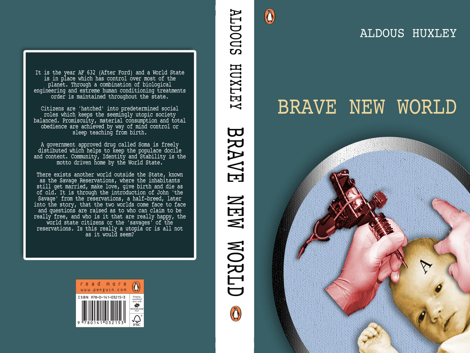 brave new world a shortened long form essay