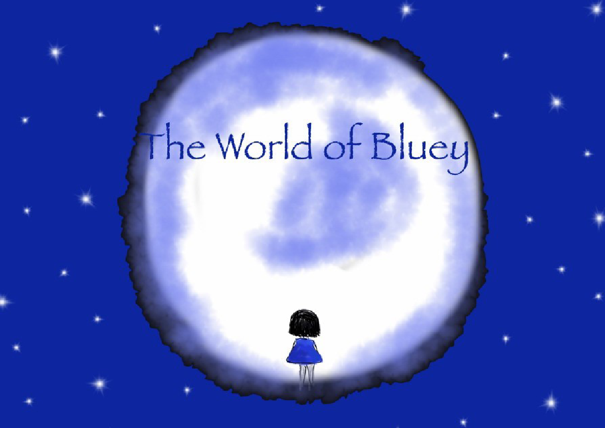 THE  WORLD  OF  BLUEY