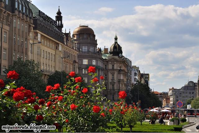 Praga-Wenceslao