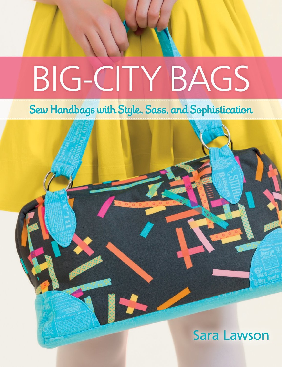 BIg-City Bags by Sara Lawson is on AMAZON!!!!! WOOT WOOT!   Go-Go Kim