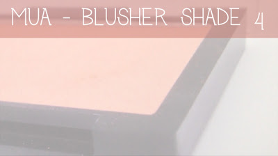 Makeup Academy - Blusher Shade 4