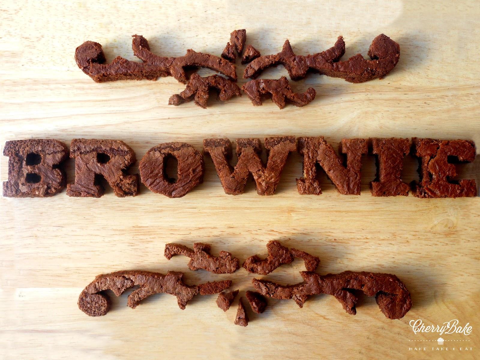 Brownie Ganador del Concurso del Día del Brownie!! :) :)