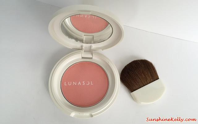 Lunasol Spring 2015, Elegant Purification Makeup, Lunasol, Lunasol Tender Clear Cheeks