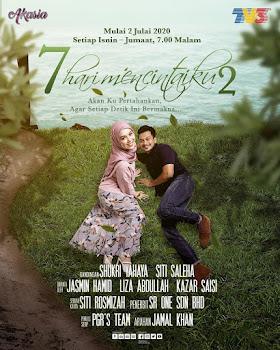 OST 7 Hari Mencintaiku 2 (Akasia TV3)