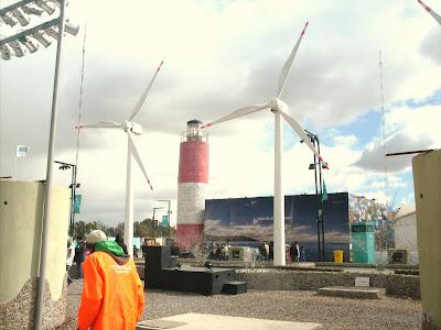 Molinos de viento Tecnópolis