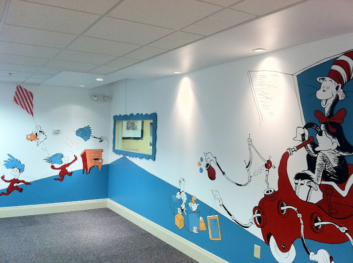 Dr.Seuss Room