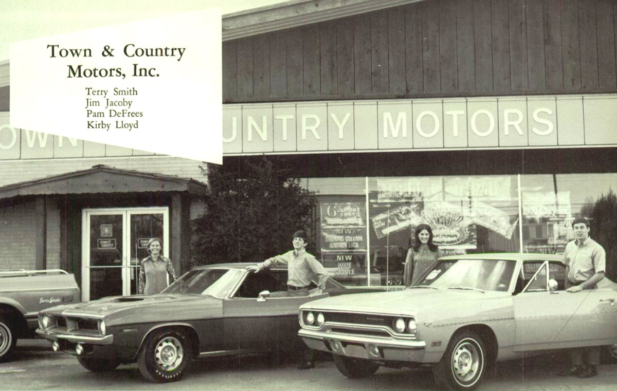 annualmobiles town and country motors inc
