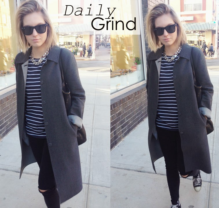 Daily grind uniform, Fashion Over Reason, street style