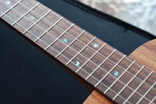 kanile'a tenor fingerboard