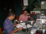POETA AZIIEL LIMA NA RADIO LAGAR FM  CAMPINA GRANDE PB