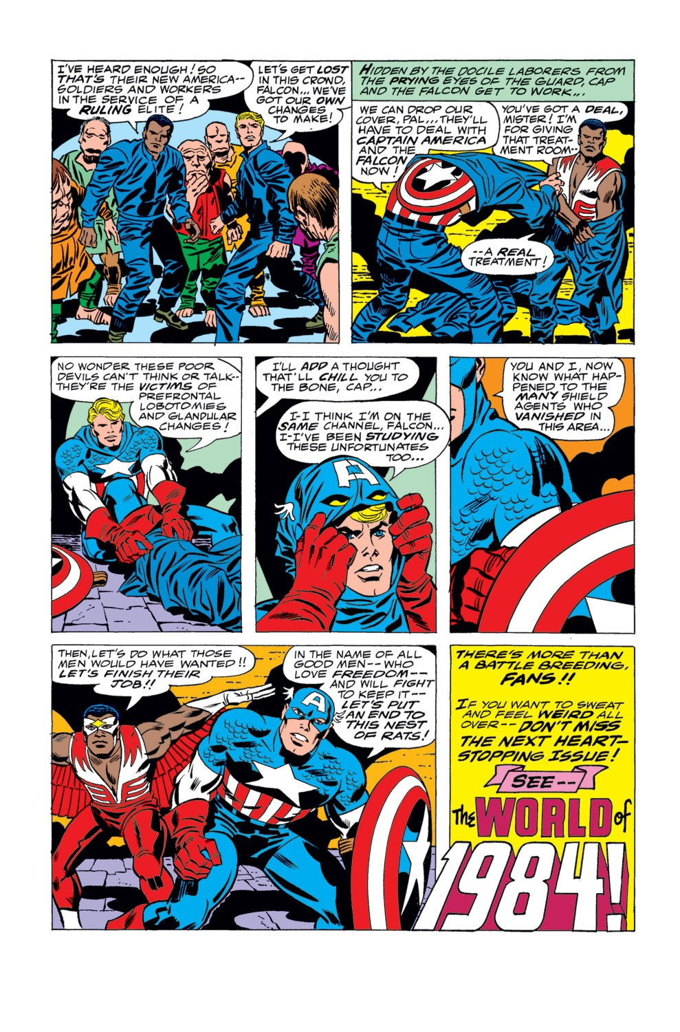 Captain America (1968) Issue #194 #108 - English 18