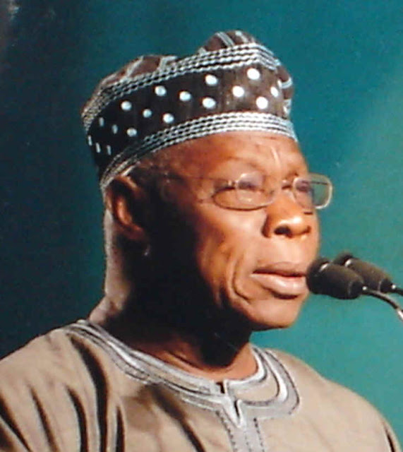 Revolution coming, Obasanjo says'…the danger ahead is real and potent'