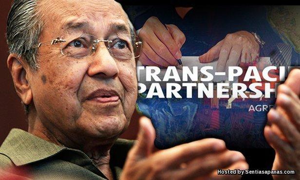Tun Mahathir TPPA