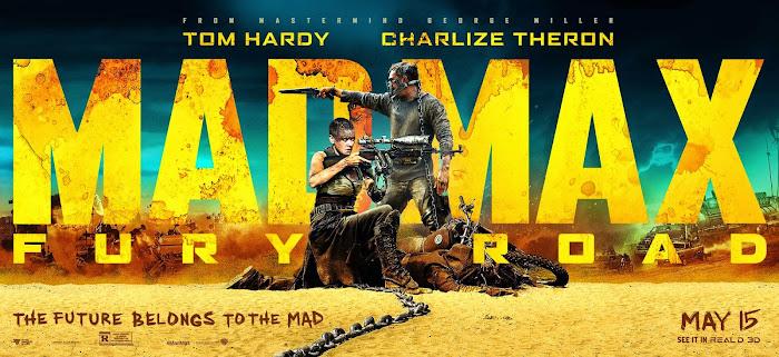 ตัวอย่างหนังใหม่ -  Mad Max: Fury Road (แมด แม็กซ์:ถนนโลกันต์) ตัวอย่างสุดท้าย ซับไทย banner4