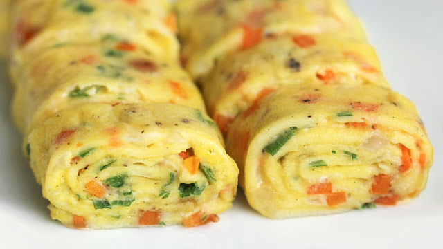 Resep telur gulung ala Jepang ini biasa disebut Tamagoyaki Resep Mudah telur Gulung Ala Jepang, Cobain Yuk Bun!
