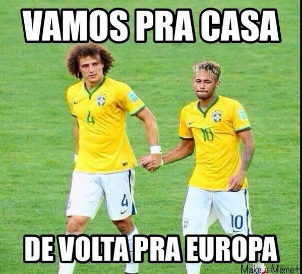 Imagens Zoando a Seleção Brasileira