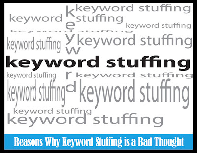 Reasons Why Keyword Stuffing is a Bad Thought