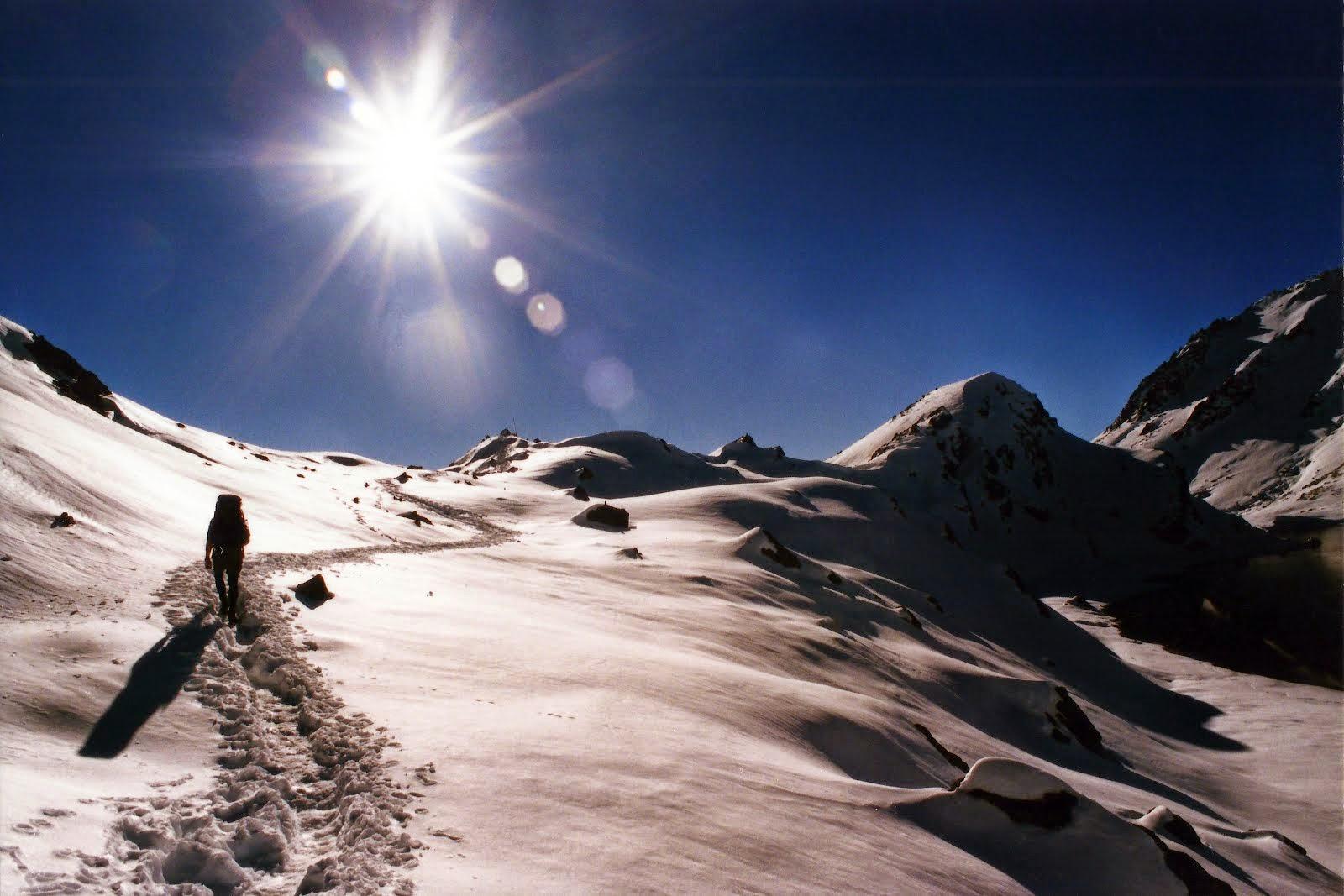 Langtang Pass